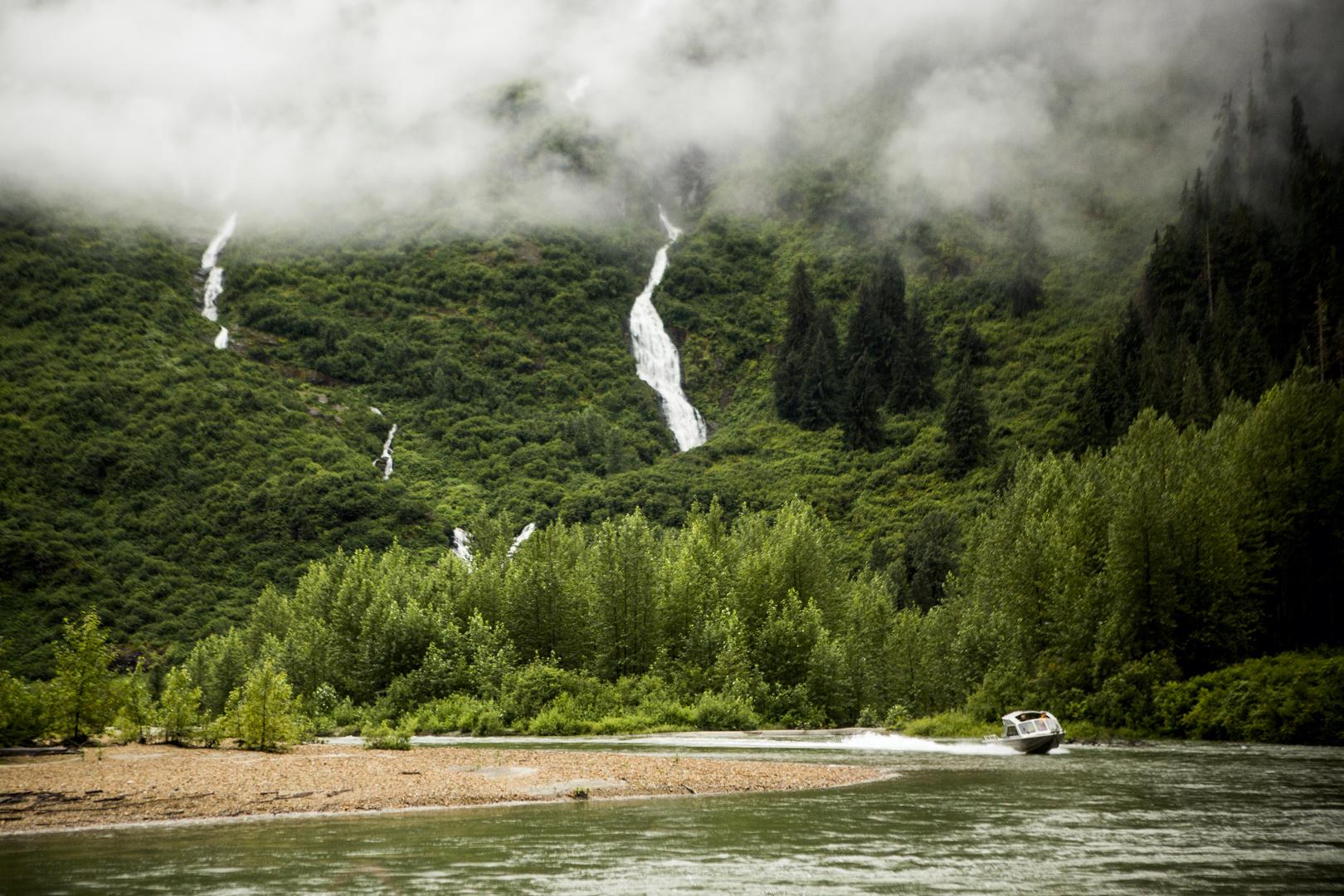 Remote Rivers