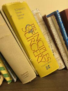 Doctor books kitsault hospital