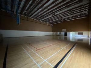 Kitsault Gymnasium