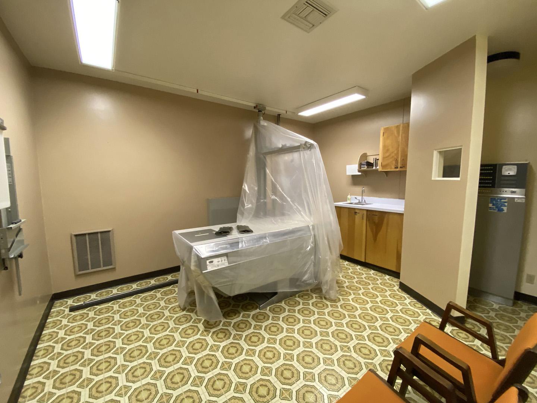 XRay room Kitsault