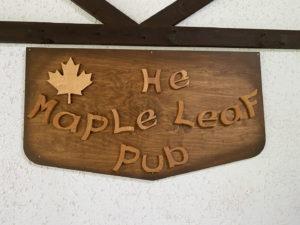 Maple Leaf Pub Kitsault