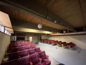 Kitsault Movie Theatre