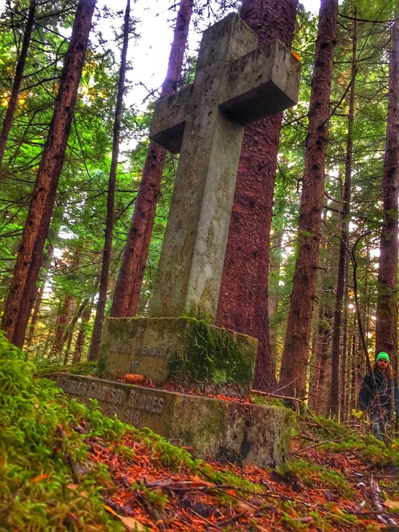 Anyox Cemetery
