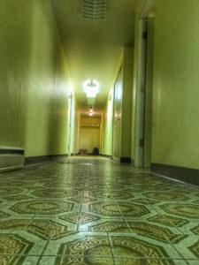Kitsault Hospital Hallway