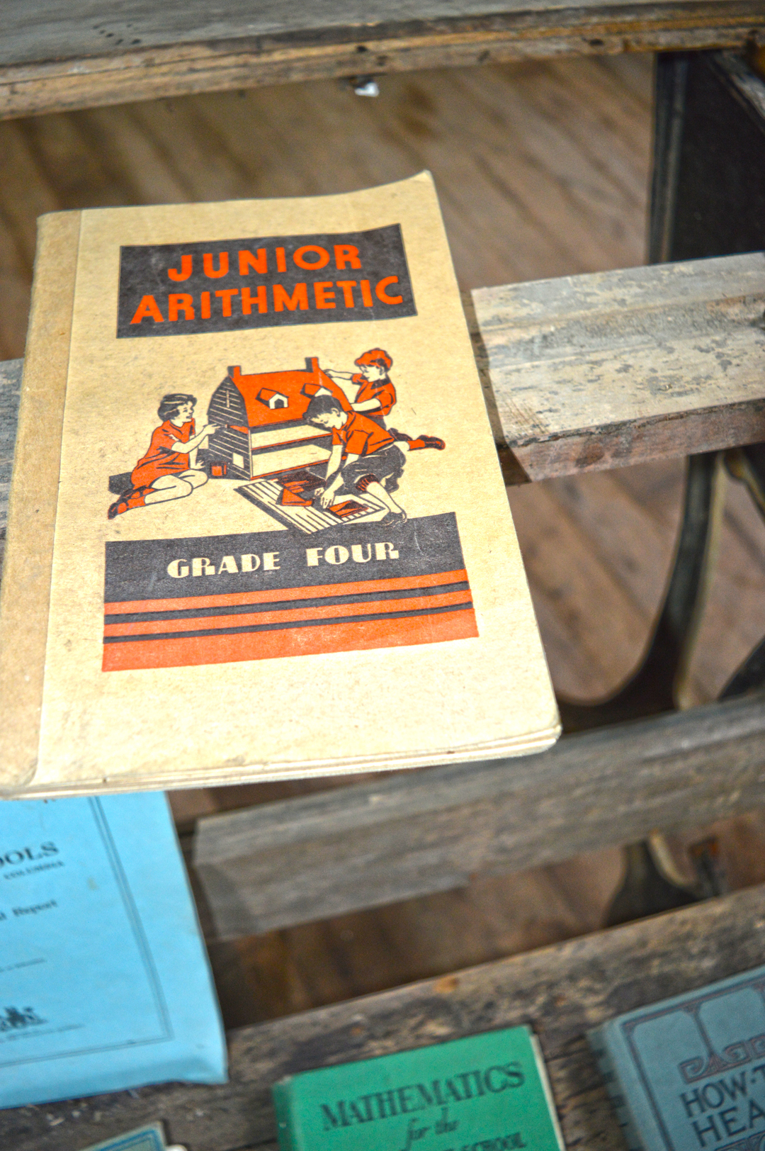 Alice arm school Book