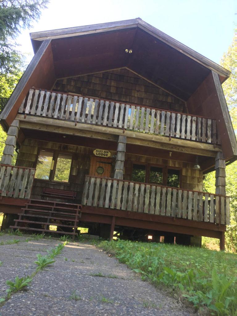 Alice Arm Lodge